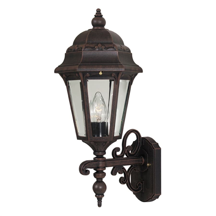 Special Lite Astor 22.75-in H Copper Outdoor Wall Light
