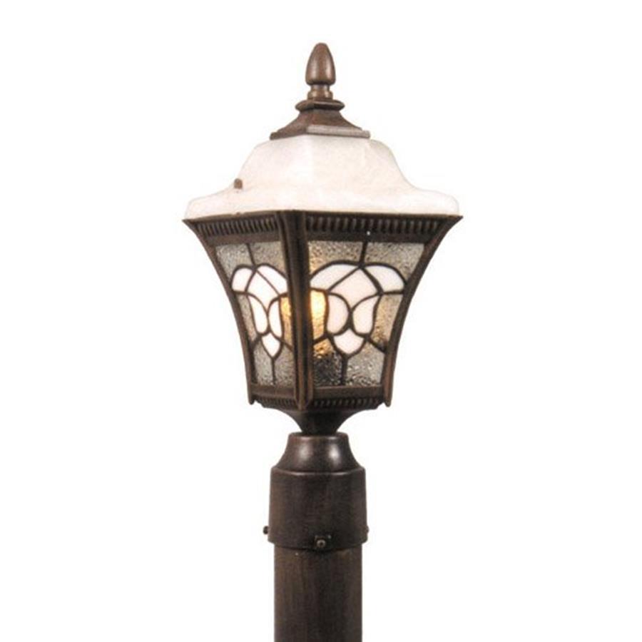 Special Lite Abington 20-in H Copper Post Light