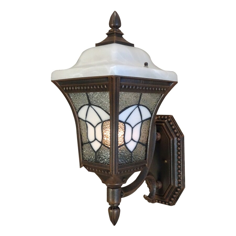 Special Lite Abington 24-in H Copper Outdoor Wall Light