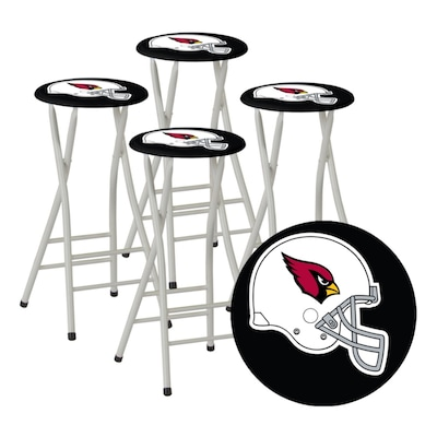 Enjoyable Best Of Times Set Of 4 Arizona Cardinals 30 In Bar Stools At Alphanode Cool Chair Designs And Ideas Alphanodeonline