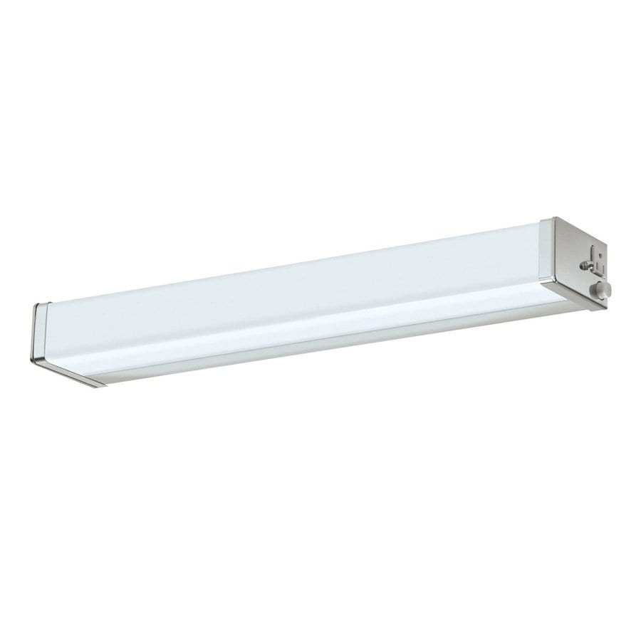 AFX 48.38-in W 1-Light Chrome Pocket Wall Sconce
