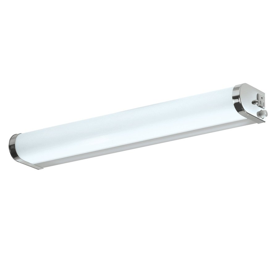 AFX 18.38-in W 1-Light Chrome Pocket Wall Sconce