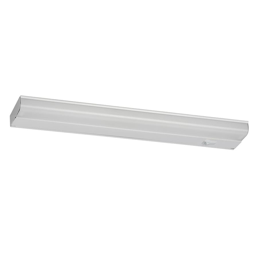 AFX 24.5-in Hardwired Under Cabinet Incandescent Light Bar
