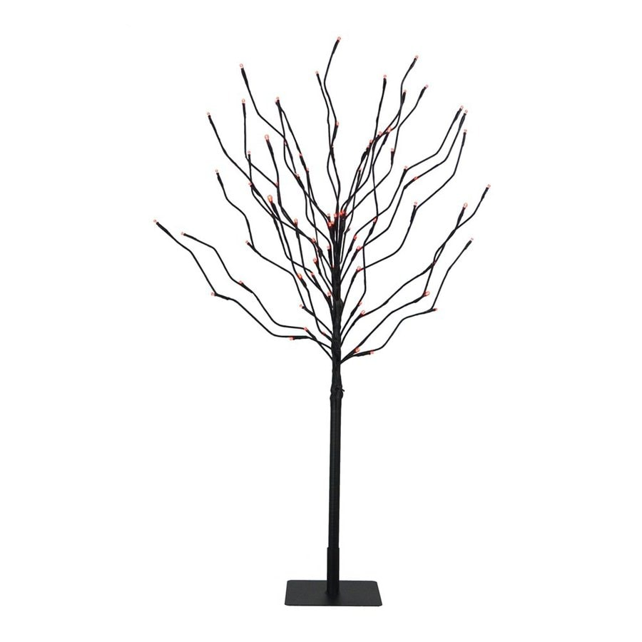 Fantastic Craft Pre-Lit Tree Novelty Red LED Lights