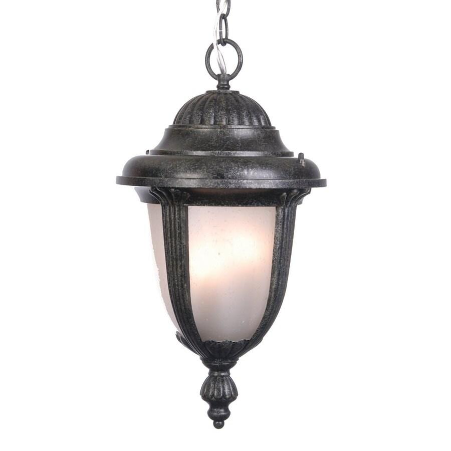 Acclaim Lighting Monterey 19-in Stone Outdoor Pendant Light