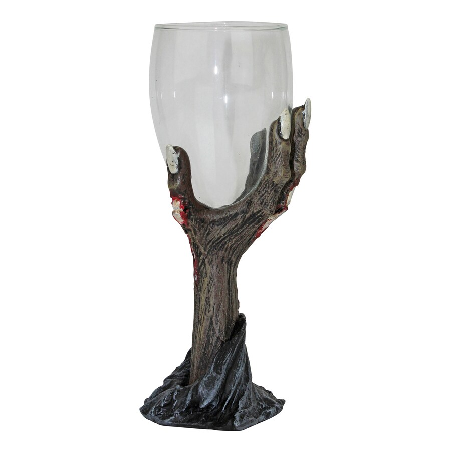 Design Toscano Toast Of The Zombie Goblet