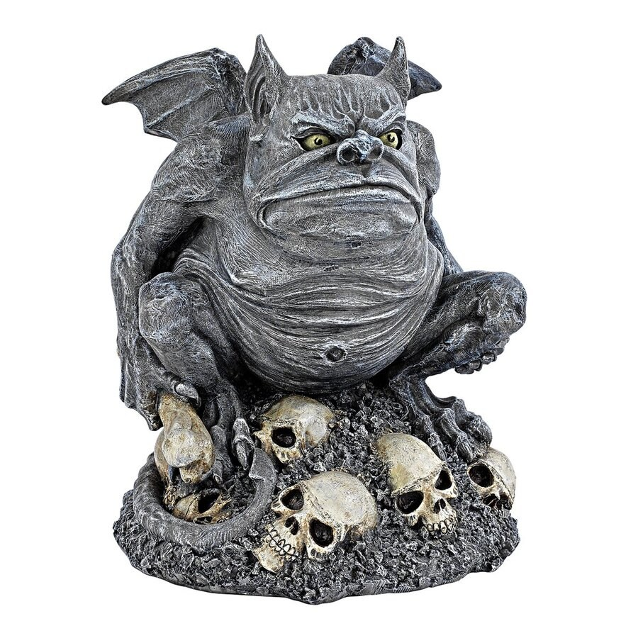 Design Toscano Bone Chiller The Troll Freestanding Gargoyle Statue