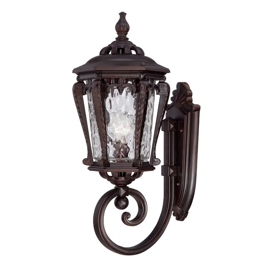Acclaim Lighting Stratford 23-in H Architectural Bronze Outdoor Wall Light