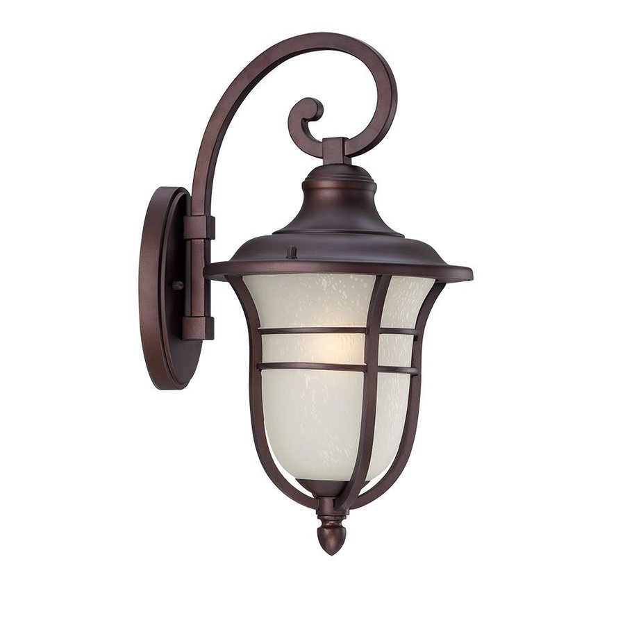 Acclaim Lighting Montclair 18-in H Architectural Bronze Outdoor Wall Light