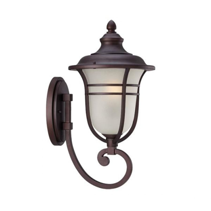 Acclaim Lighting Montclair 21.5-in H Architectural Bronze Outdoor Wall Light