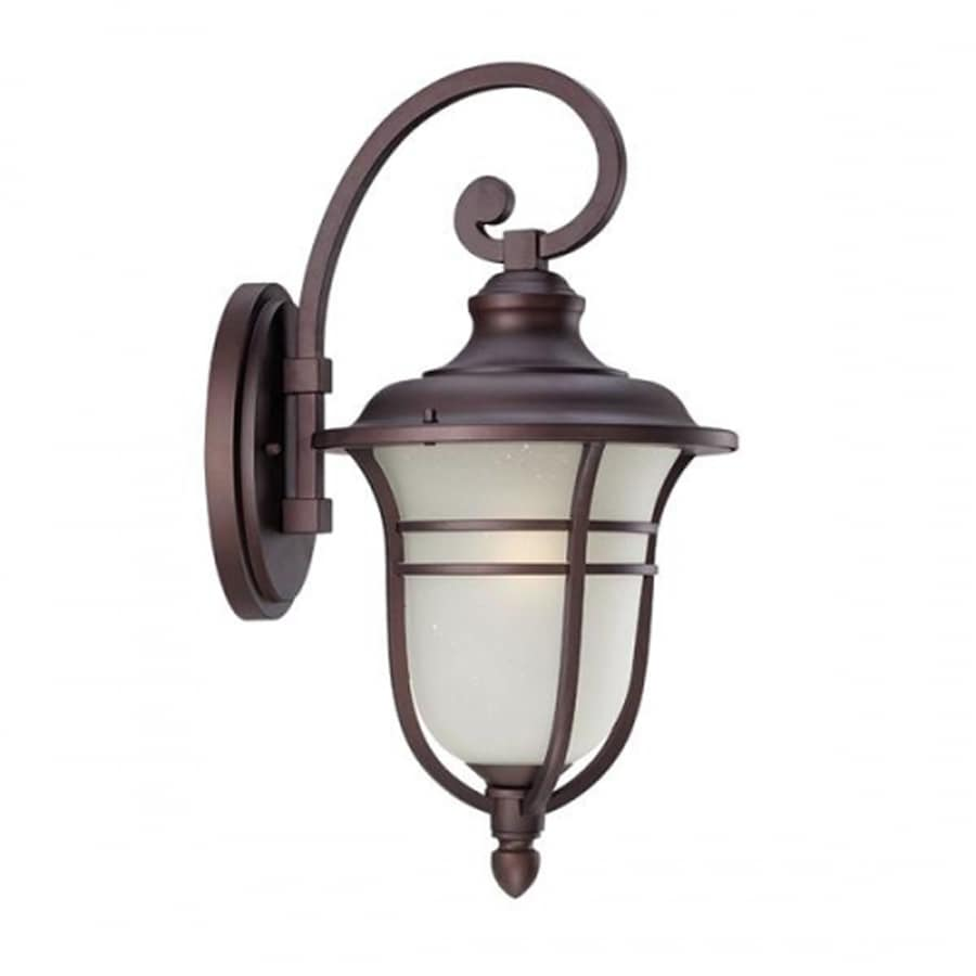 Acclaim Lighting Montclair 21-in H Architectural Bronze Medium Base (E-26) Outdoor Wall Light