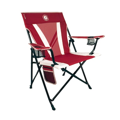 Enjoyable Kijaro Indoor Outdoor Steel Alabama Crimson Tide Camping Ibusinesslaw Wood Chair Design Ideas Ibusinesslaworg
