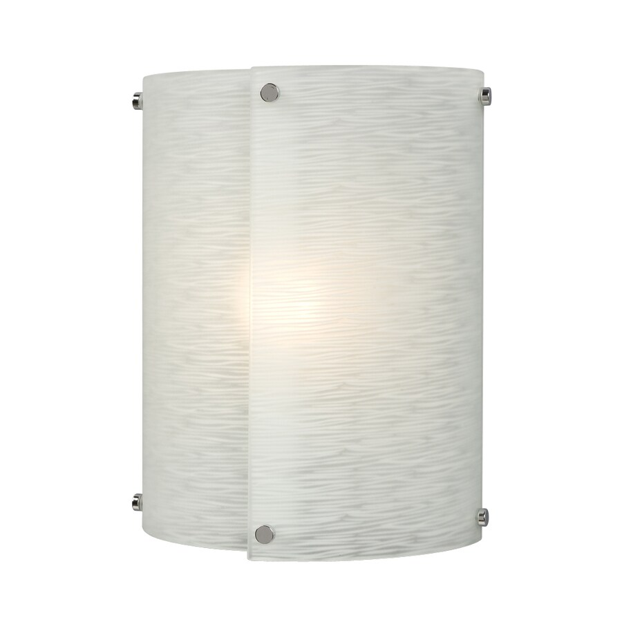 Galaxy Madeo 9-in W 1-Light Polished Chrome Pocket Wall Sconce