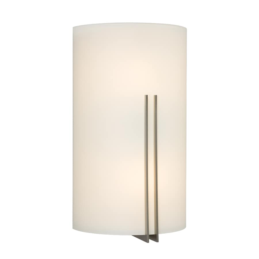 Galaxy 7.12-in W 1-Light Brushed Nickel Pocket Wall Sconce
