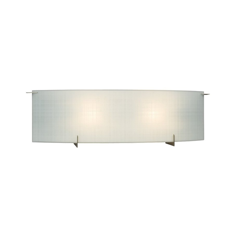 Galaxy Omni 24-in W 1-Light Pewter Pocket Wall Sconce