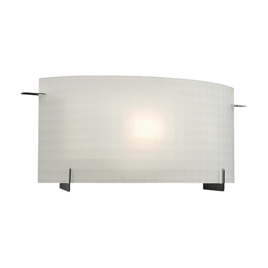 Galaxy Omni 1-Light 6.845-in Pewter Rectangle Vanity Light Bar