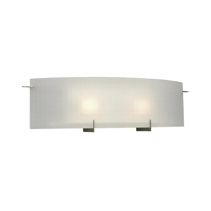 Galaxy Omni 1-Light 6.75-in Pewter Rectangle Vanity Light Bar