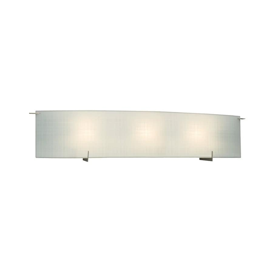Vanity Light Bar Installation : Shop Galaxy Omni 1-Light 6.75-in Pewter Rectangle Vanity Light Bar at Lowes.com