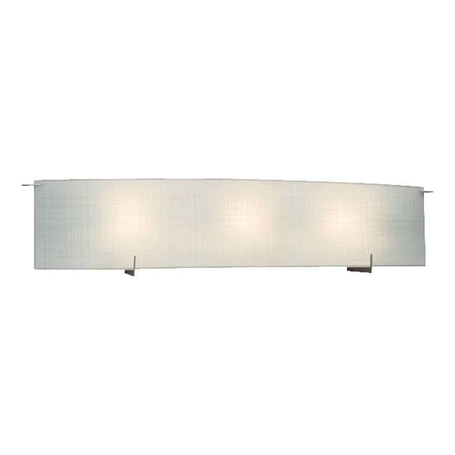 Galaxy Omni 1-Light 7-in Pewter Rectangle Vanity Light Bar