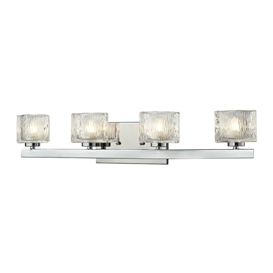 Z-Lite Rai 4-Light Chrome Vanity Light