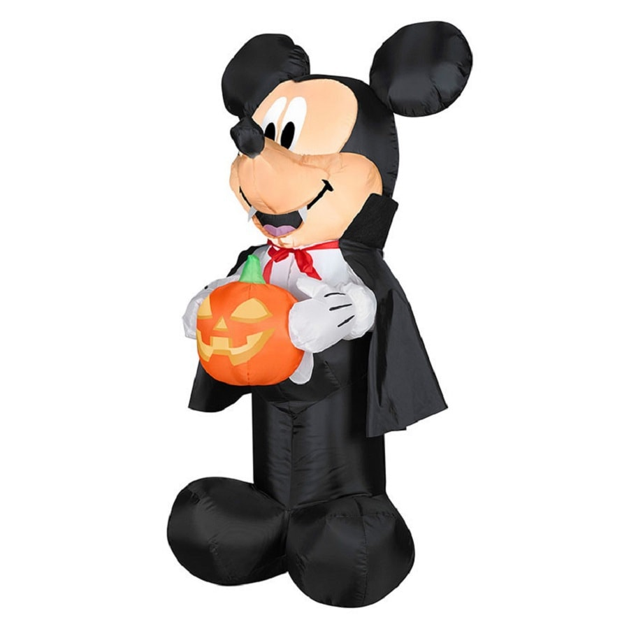 j marcus 35 ft internal light mickey mouse halloween inflatable - Lowes Halloween Inflatables