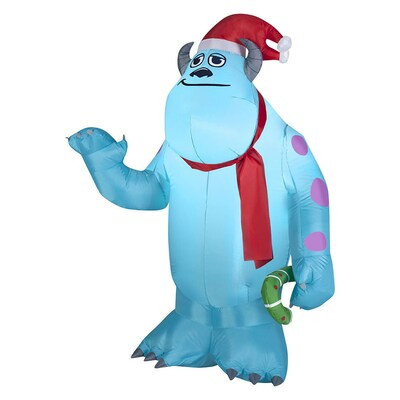 Awe Inspiring 3 51 Ft Internal Light Monsters Inc Sully Christmas Caraccident5 Cool Chair Designs And Ideas Caraccident5Info