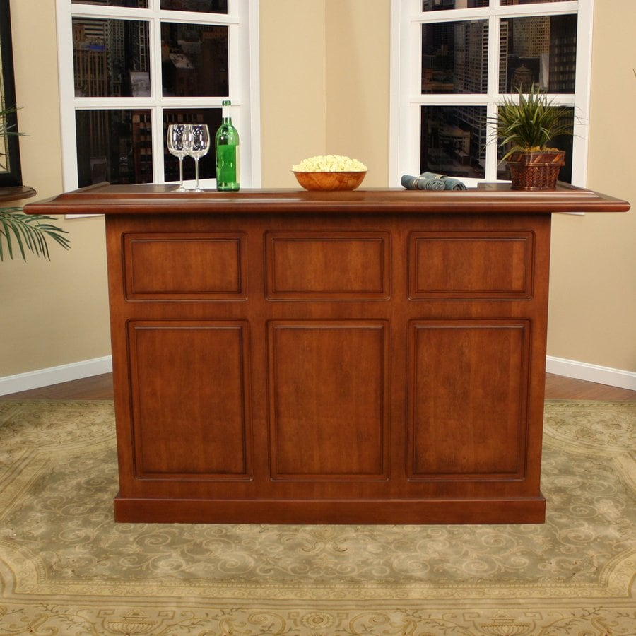 Home Bar Furniture. American Heritage Billiards Lexington 72 In X 44.25 In  Maple