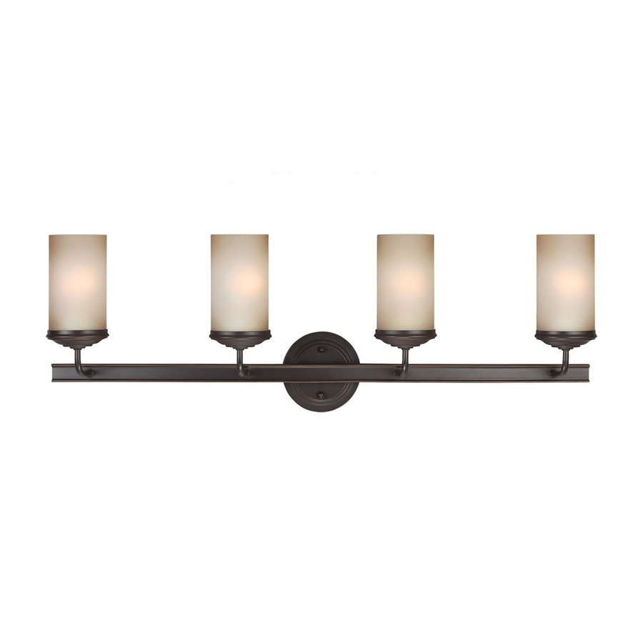 Sea Gull Lighting Sfera 4-Light Autumn Bronze Vanity Light