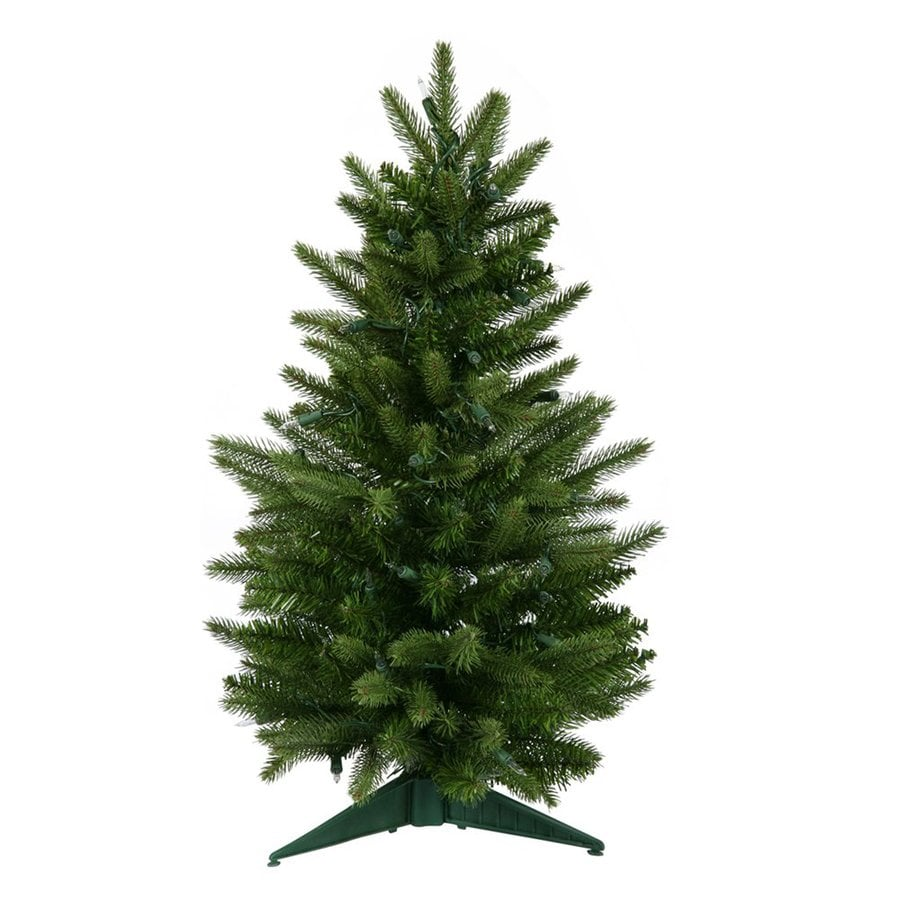 Vickerman 3-ft Frasier Fir Artificial Christmas Tree