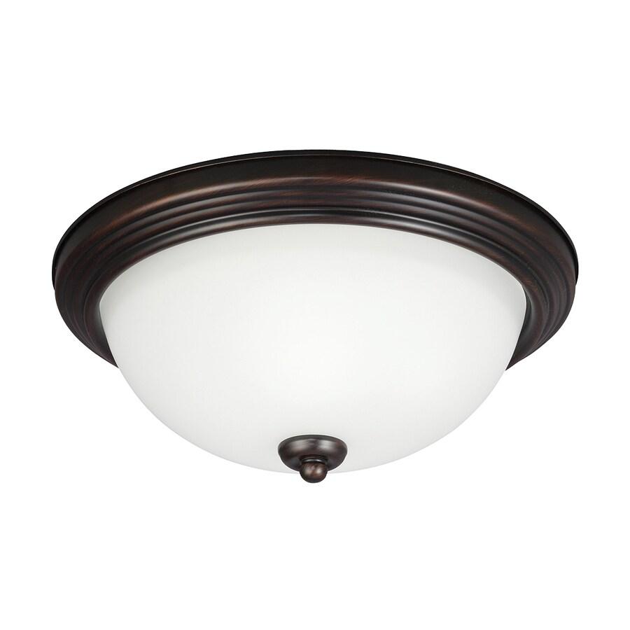 shop sea gull lighting burnt sienna ceiling fluorescent. Black Bedroom Furniture Sets. Home Design Ideas