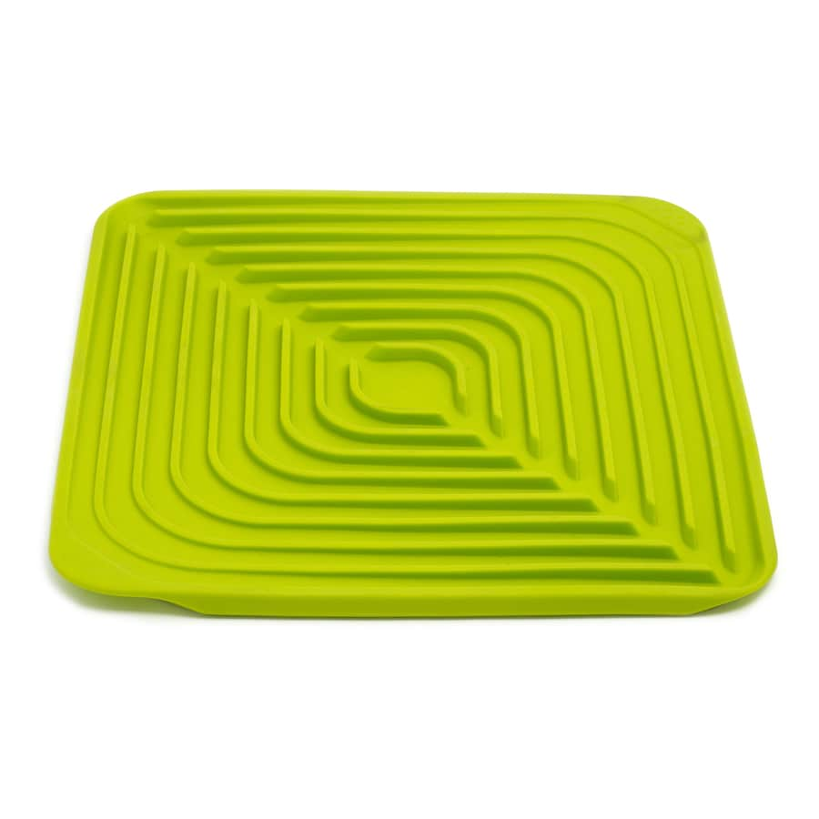 Joseph Joseph 12.4015-in W x 12.4015-in L x 0.3937-in H Plastic Drying Mat