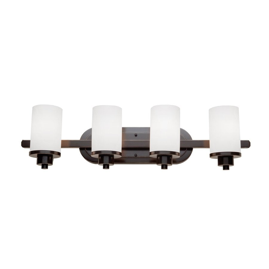 Artcraft Lighting Parkdale 4-Light Oil Rubbed Bronze Vanity Light