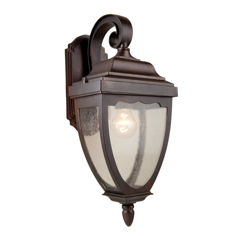 Artcraft Lighting Oakridge 20-in H Oil Rubbed Bronze Outdoor Wall Light