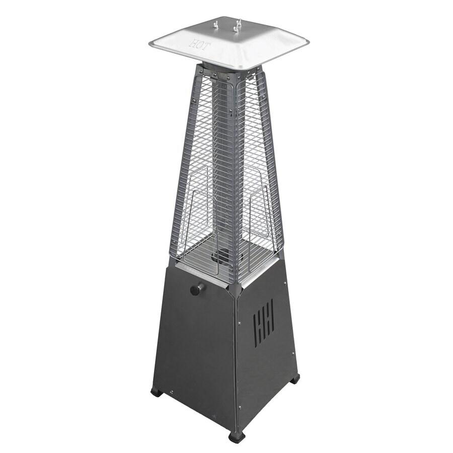 AZ  Patio 9500-BTU Stainless Steel Tabletop Liquid Propane Patio Heater