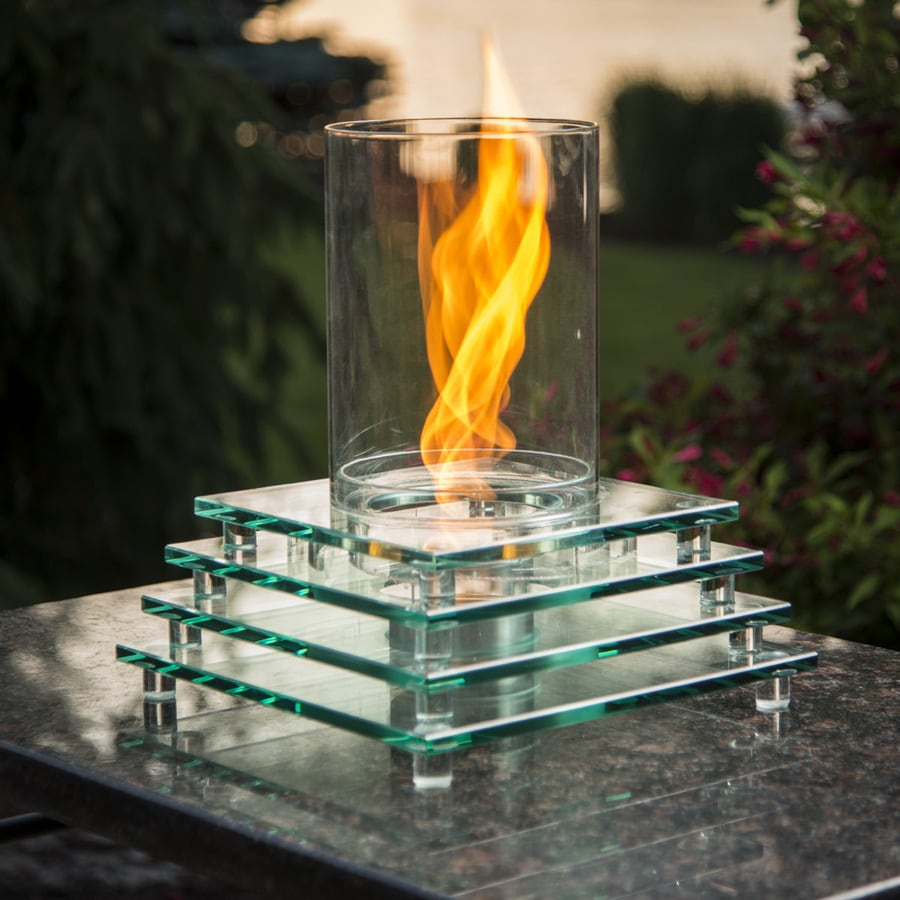 Outdoor Greatroom Company 17 3 In Gel Fuel Fire Pit At