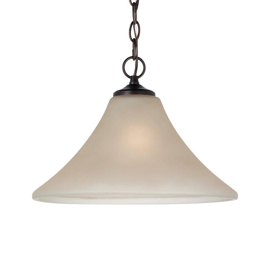 Kitchen Lighting Montreal: Sea Gull Lighting Montreal Burnt Sienna Transitional