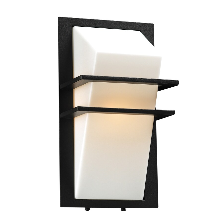 PLC Lighting Juventus 13.5-in H Bronze Outdoor Wall Light