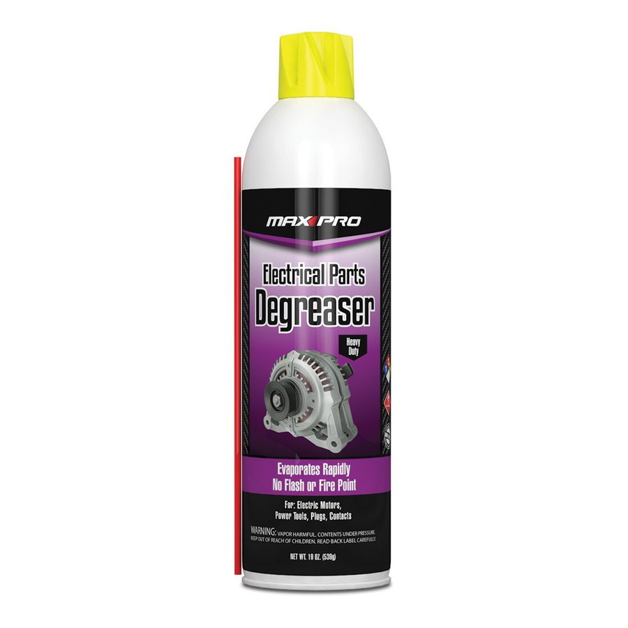Max Professional Electrical Parts 19-fl oz Degreaser