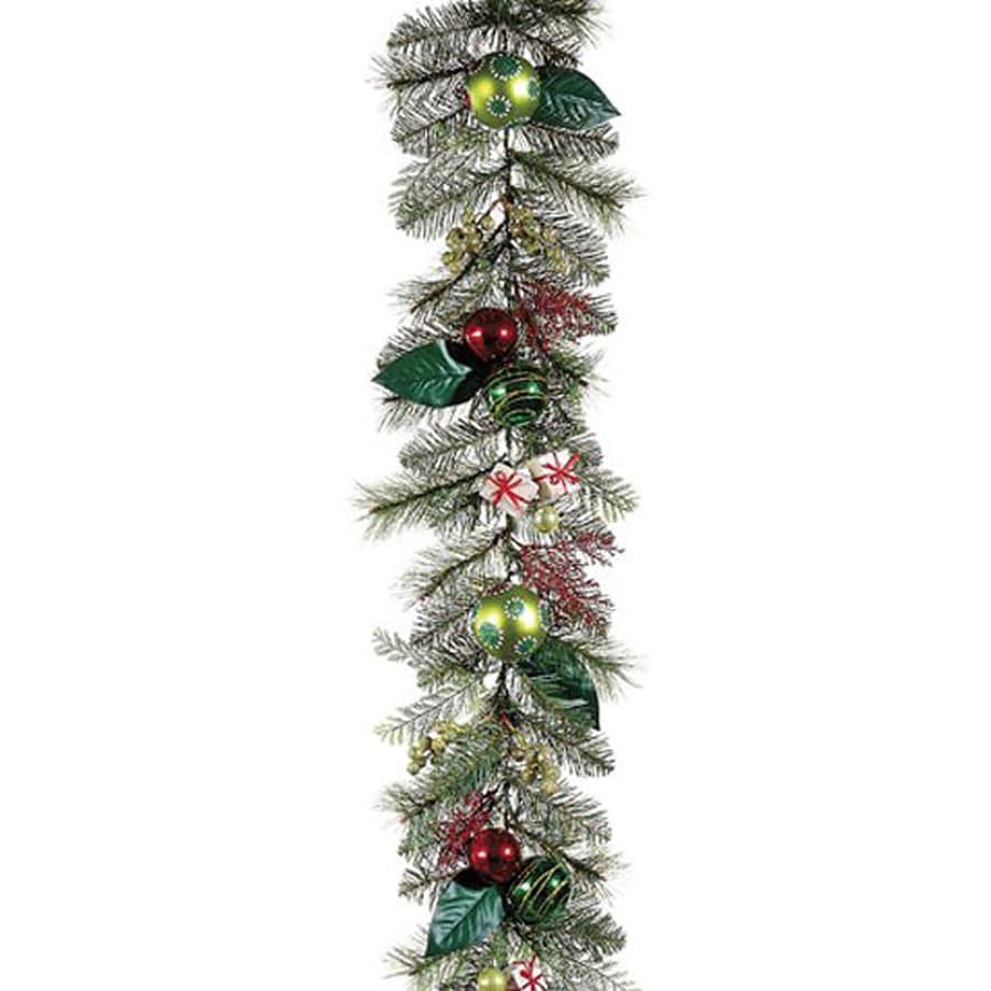 Northlight Allstate Unlit 6-ft L Ornament Garland