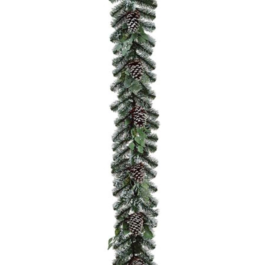 Northlight Allstate 6-ft L Pinecone and Eucalyptus Garland