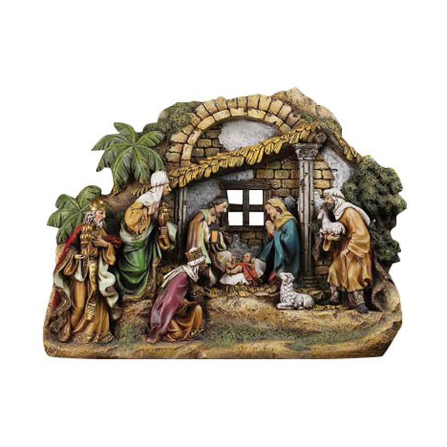 shop christmas central 1 piece holy family christmas nativity
