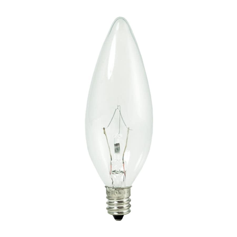 Cascadia Lighting Krystal Touch 15-Pack 60 Watt Dimmable Warm White B10 Halogen Light Fixture Light Bulb