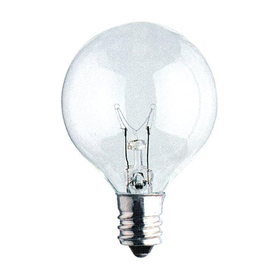 Cascadia Lighting Krystal Touch 15 Pack 60 Watt Xenon G16 5 Candelabra Base