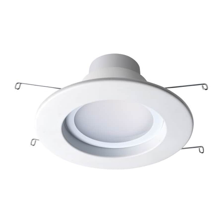 Dimmer For Recessed Lighting : Cascadia lighting watt equivalent white dimmable