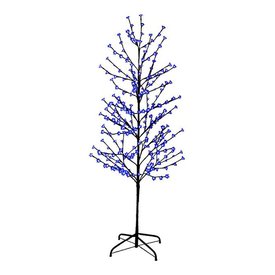 Christmas Central 6-ft Pre-Lit Twig Artificial Christmas Tree with 280-Count