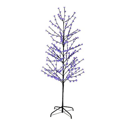 online store 0985d 885d3 Northlight 6-ft Pre-lit Twig Slim Artificial Christmas Tree ...