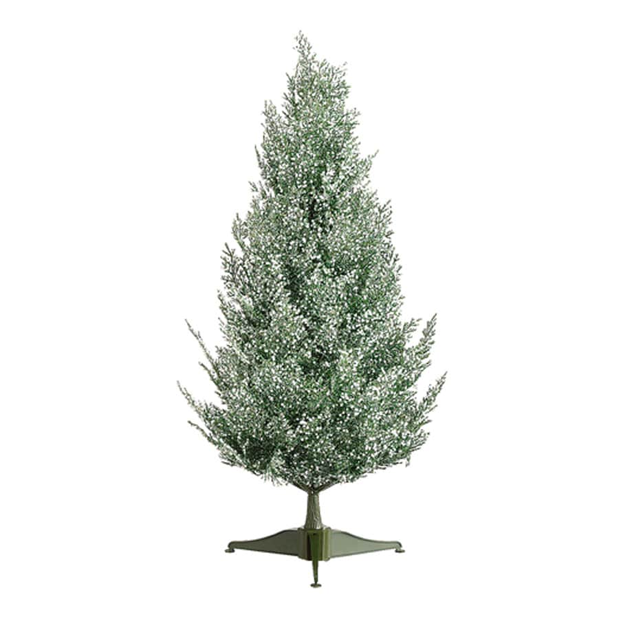 Northlight Allstate 2-ft Unlit Flocked Artificial Christmas Tree