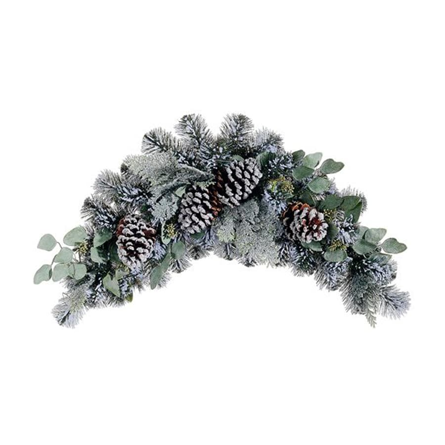 Northlight Allstate Unlit 2.66-ft L Pine Garland