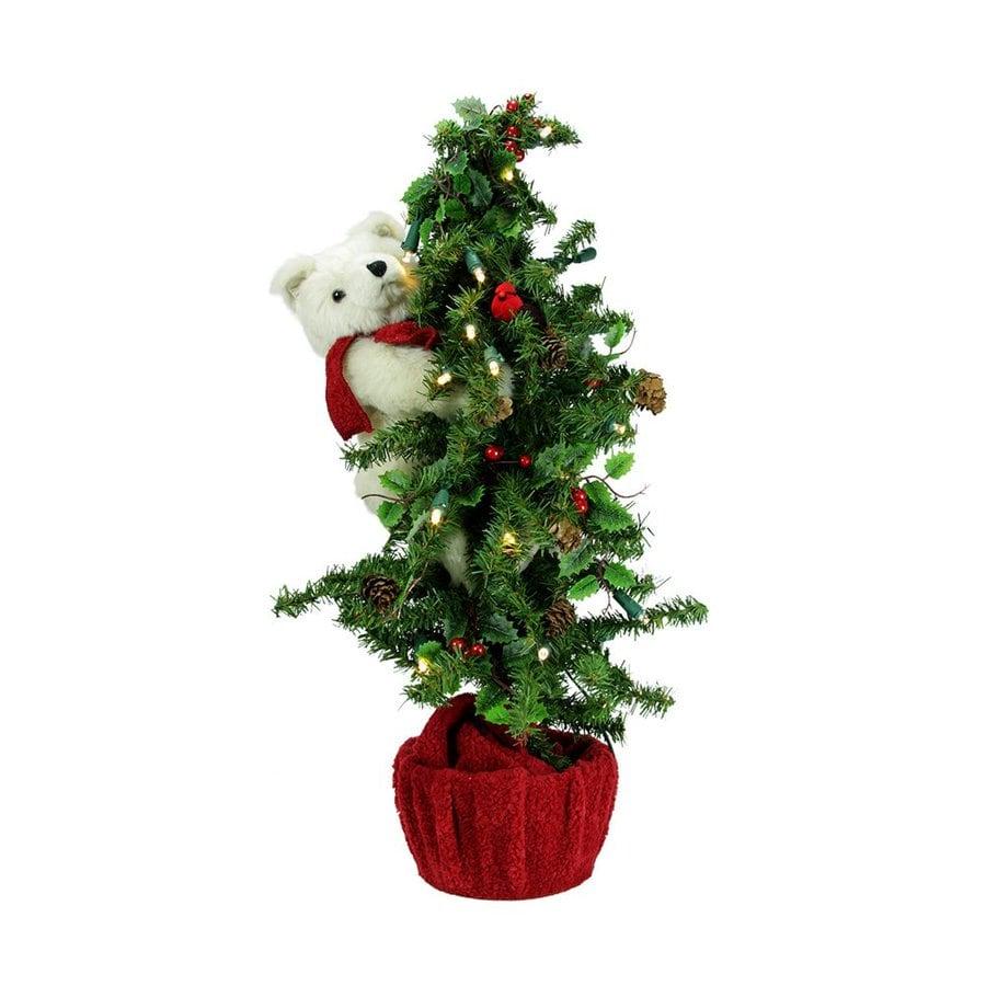 Shop Christmas Central Tabletop Christmas Tree Indoor Christmas ...