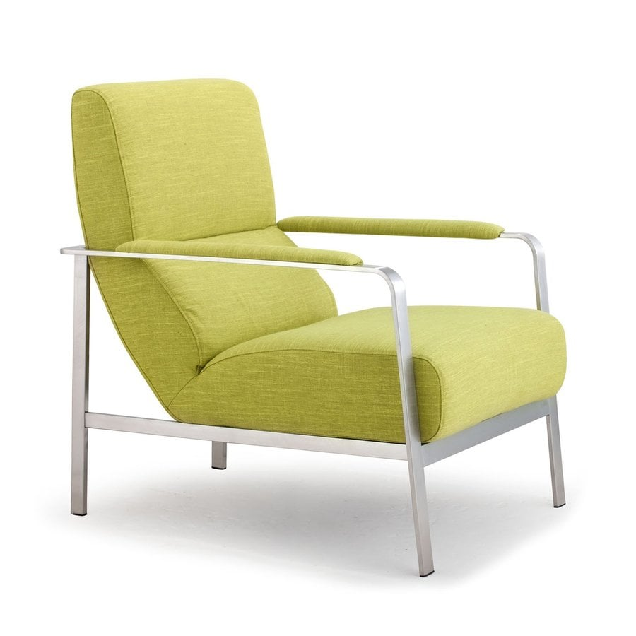 Zuo Modern Jonkoping Lime Accent Chair